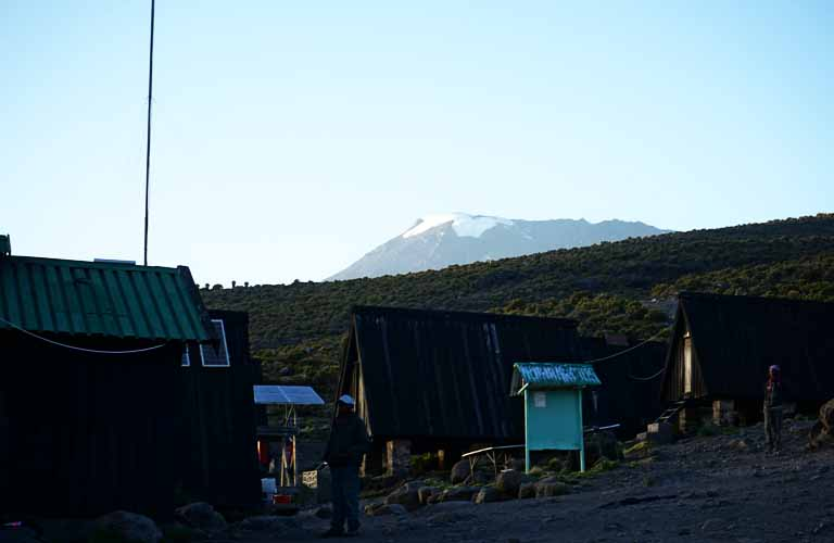 Routen Kilimandscharo