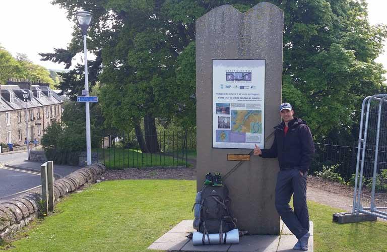 Great Glen Way Schottland Wandern Inverness