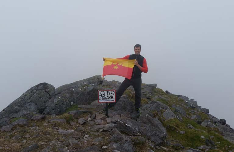 Wandern Irland Carrauntoohil Stefan Schüler