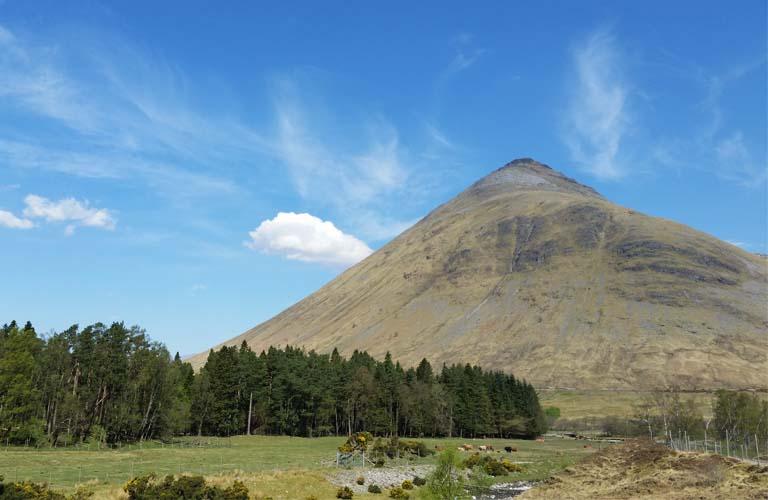 West Highland Way Schottland