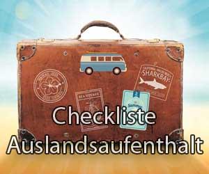 Checkliste-Auslandsaufenthalt-Packliste-Weltreise-Reisevorbereitung