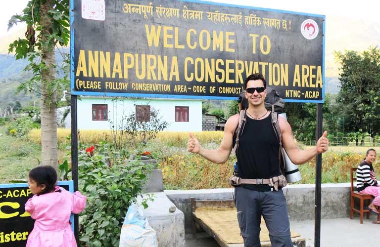 Nepal Trekking Permits Annapurna Round Nepal