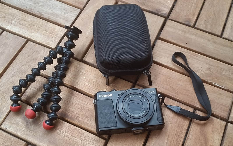 Ausrüstung Kompaktkamera Reisen Reisekamera Test