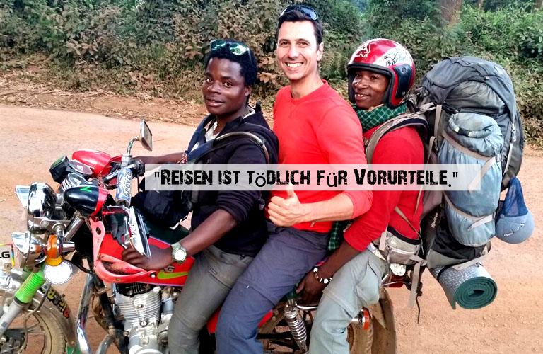 Mark Twain Usambaraberge Usambara Mountains Trekking Stefan Schüler Tansania Hautnah Buch Zitate Reisen