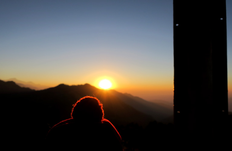 Annapurna Circuit Trek Nepal Poon Hill Sonnenaufgang Annapurna Sanctuary Trek