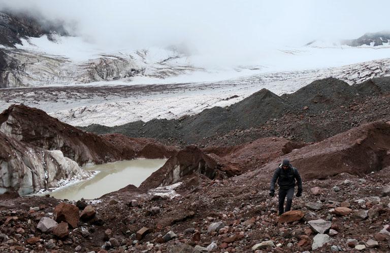Akklimatisierung Kasbek Bericht Mount Kazbek Bergsteigen Kaukasus Georgien