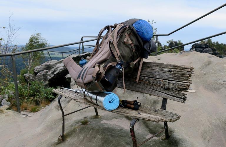 Schrammsteine Malerweg Sächsische Schweiz Wandern Trekking Tipps