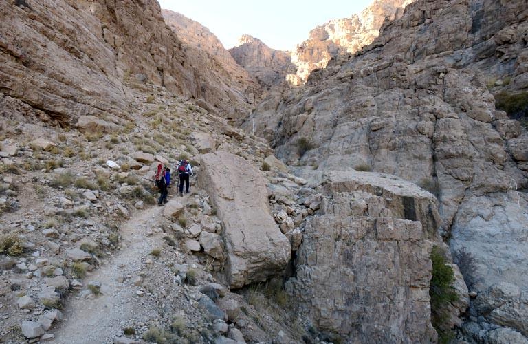 Damavand Shir Kuh Bergsteigen Iran Persien Yazd