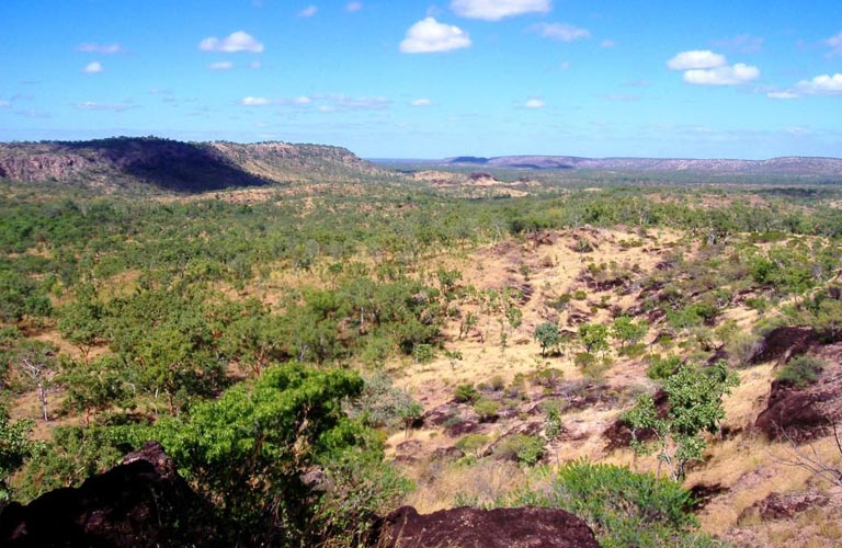 Trekking Jatbula Trail Australien Nitmiluk Nationalpark Outback