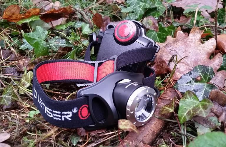 Testbericht Led Lenser H7r.2 Stirnlampe Test