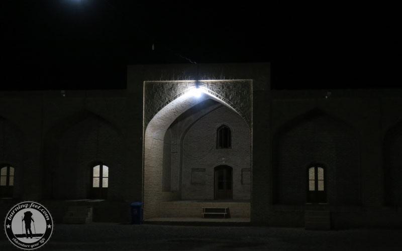 Karawanerei Maranjab Desert Iran Kashan Isfahan Desert Tour
