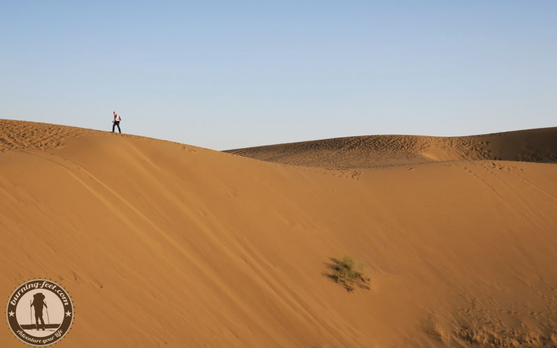 Maranjab Desert Iran Kashan Isfahan Desert Tour Wüste Trekking