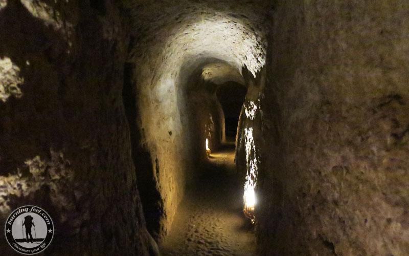 Nooshabad Underground City Maranjab Desert Iran Kashan Isfahan Desert Tour