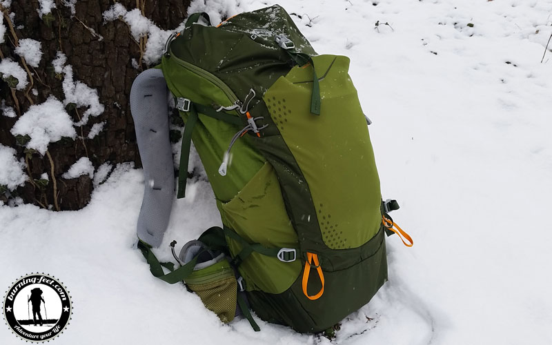 Bericht gregory zulu 30 tagesrucksack rucksack daypack wandern bergsteigen