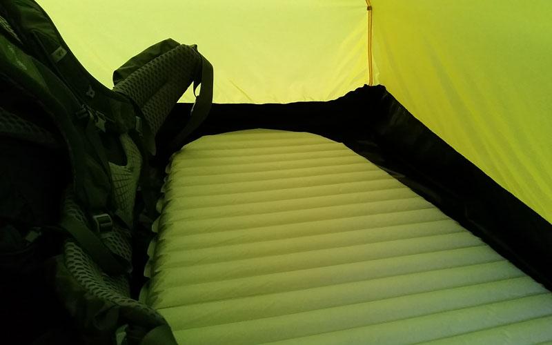 Hilleberg Unna Zelt Therm-a-Rest NeoAir XTherm Isomatte Test Winterisomatte Bergsteigen Ausrüstung