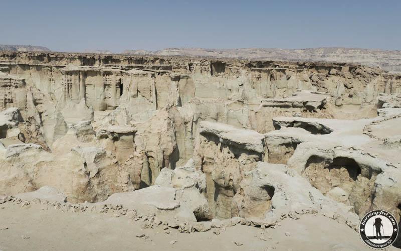 Queshm Island Iran Geopark Stars Valley Qeschm Sehenswürdigkeit