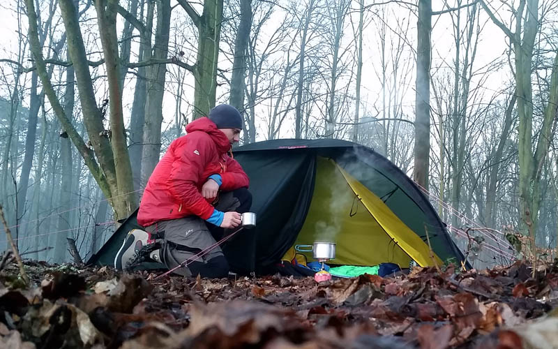 Trekking Zelten Gaskocher Optimus Crux Lite Test Gaskocher stove Optimus trekking