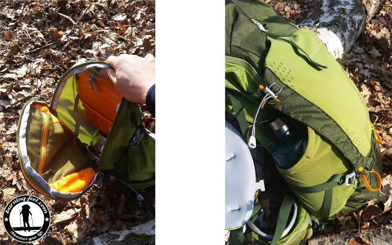 erfahrungsbericht gregory zulu 30 tagesrucksack rucksack daypack backpacking wandern bergsteigen