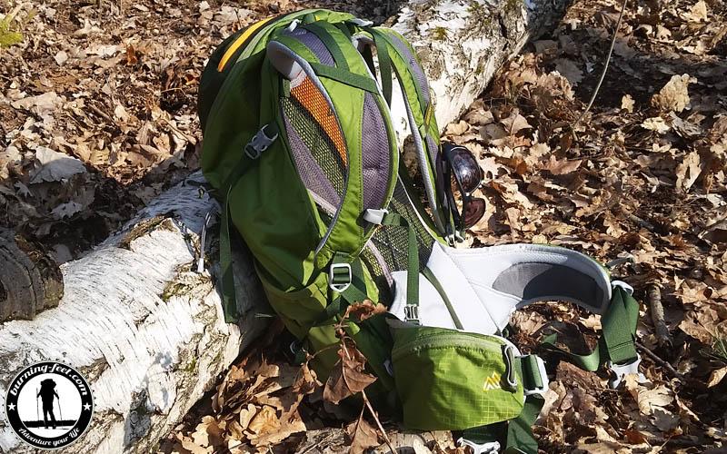 rucksacktest 2018 gregory zulu 30 tagesrucksack rucksack daypack wandern bergsteigen