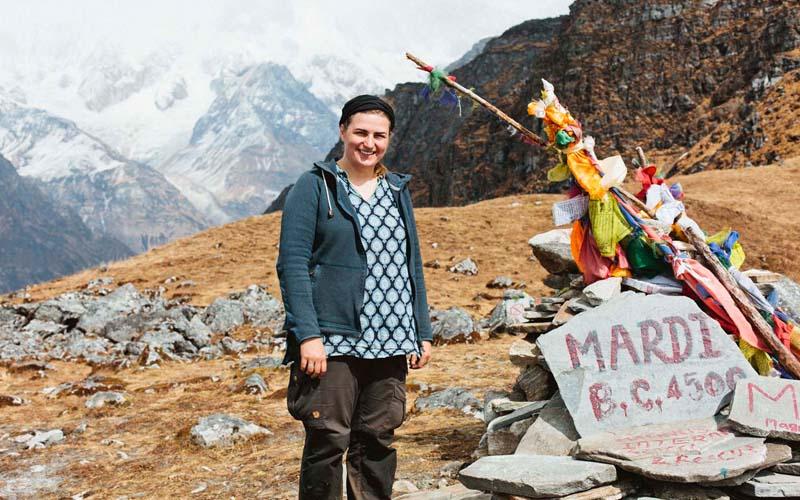Mardi Himal Base Camp Trek Nepal Trekking Annapurna Conservation Area