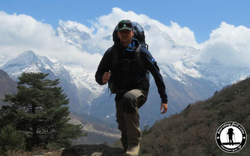 Trekking Himalaya Test Equipment Lundhags Authentic Pant