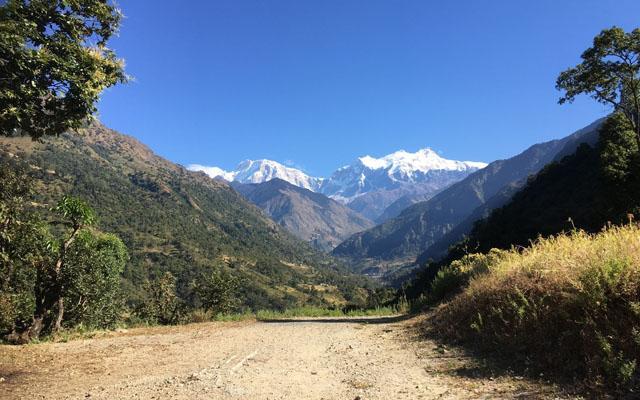 Annapurnacircuit trekking nepal