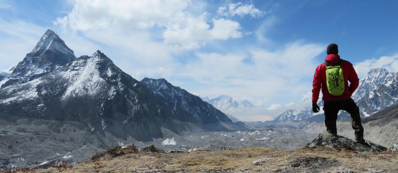 nepal trekking everest region