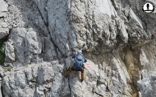 Klettersteig Alpen
