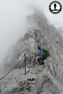 Watzmann Hocheck Mittelspitze