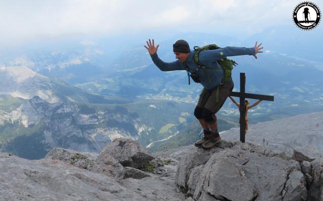 Gipfelkreuz Alpen
