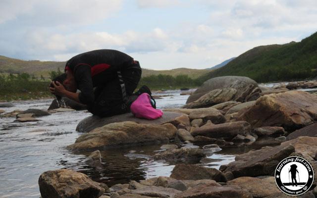 wildcamping skandinavien