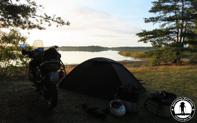 Trans Euro Trail Schweden