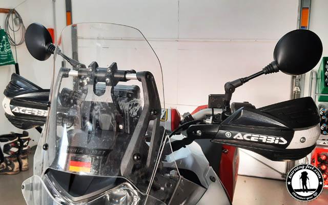 Faltsiegel Yamaha Tenere 700