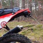 Yamaha Tenere 700 Tail Tidy